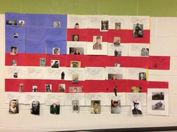 Veterans Day 2018 at Anne Sullivan