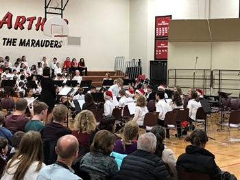 Sullivan Band & Choir Concert