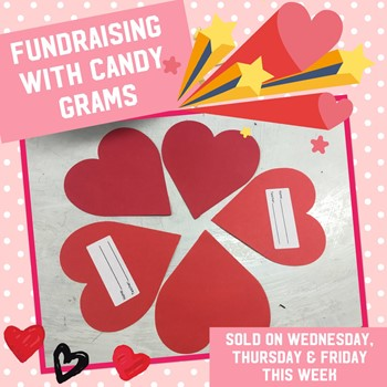 Candy Grams Fundraiser This Week at Sullivan