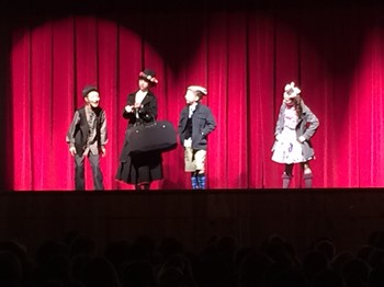 """Congratulations to Sullivan Cast, Crew, & Directors of """"Mary Poppins Jr"""" the Musical!"""