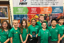 Sullivan's Lego Robotics Team Successful at Regionals!