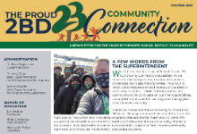 Proud2BD23 Community Connections Newsletter