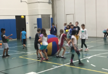 Intramurals Sign Up for 5th Grade