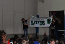 Sullivan Panther Pride Kick Off Assembly!