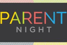 Parent Night Logo