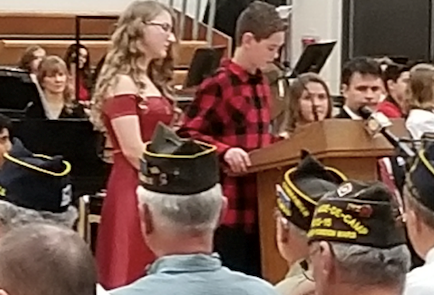 Veterans Day Presenters