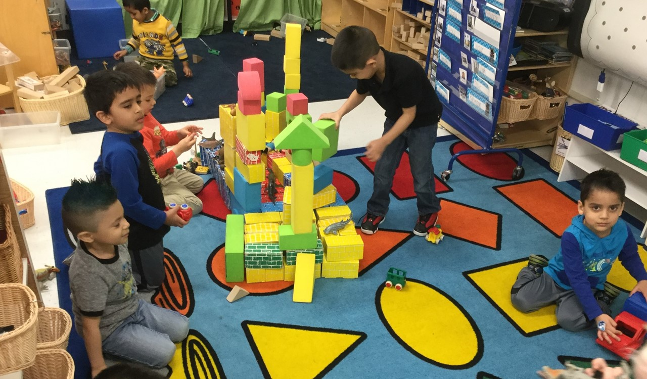 Learning Together Through Play