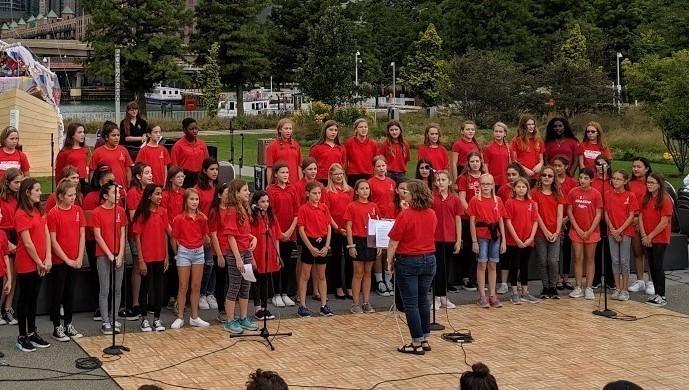 MacArthur Choir