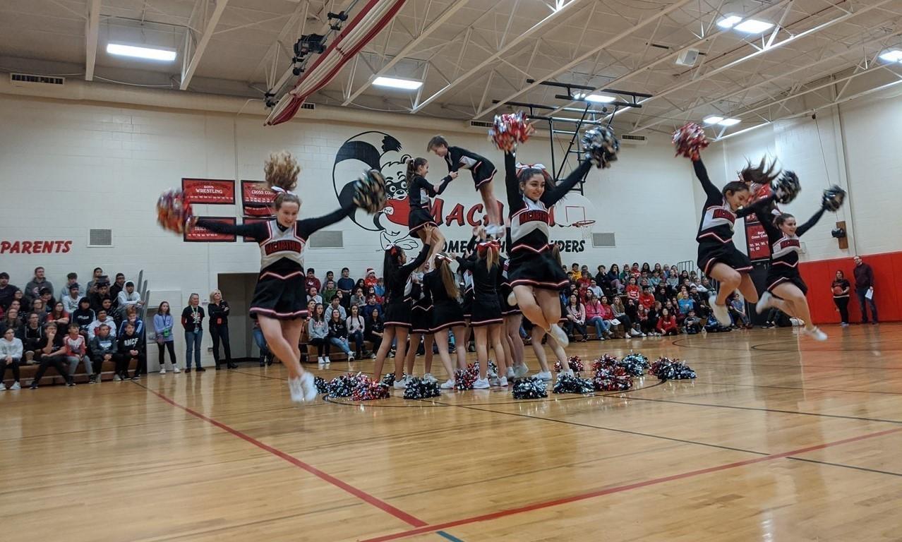 MacArthur Cheerleading